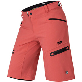 IXS Sever 6.1 BC Cycling Shorts Men red